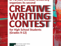 Second Creative Writing Contest